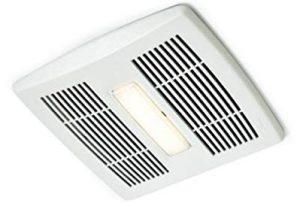 Broan Ae110L Energy Star Bathroom Fan with Led Light