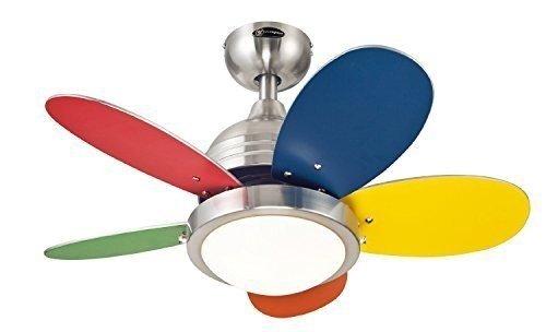 Ciata Bedroom Ceiling Fan for Kids