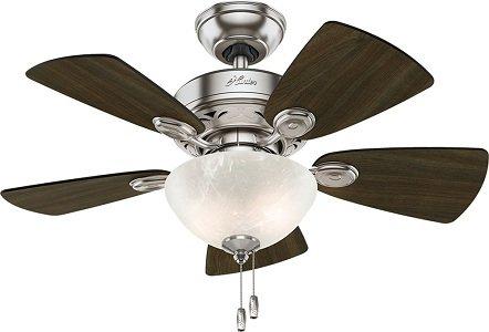 Hunter 52092 Watson Ceiling Fan with Light