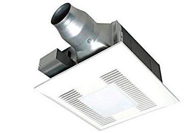 Panasonic Whisperfit Ez Retrofit Fan with Light