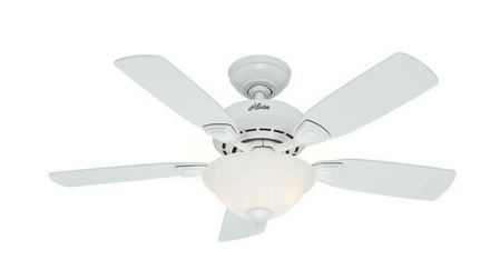 Hunter Caraway Pull Chain Ceiling Fan