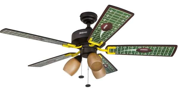 Honeywell Touchdown 48-Inch Football Ceiling Fan