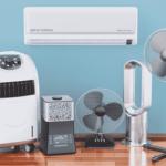 best ceiling fan alternatives for low ceilings