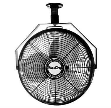 Air King 9718 Industrial Grade Ceiling Fan for Garage