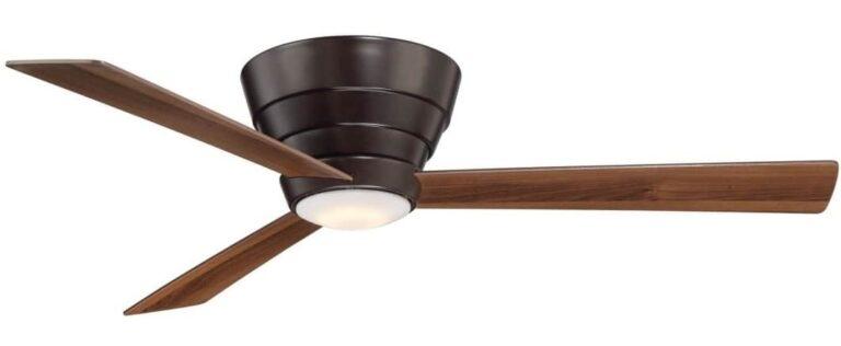Benefits Of A Flush Mount Ceiling Fan