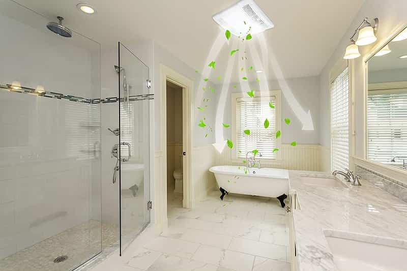 Best Bathroom Exhaust Fans and Lights Combo