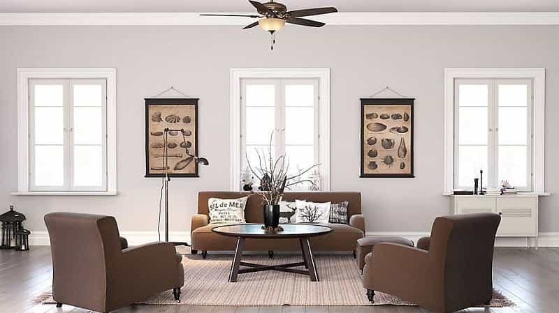 Best hunter hugger ceiling fans