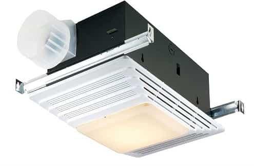 Broan NuTone Bathroom Fan and Light Combo