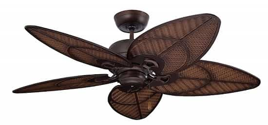 Emerson Batalie Breeze Wet Rated Ceiling Fans for Beach house