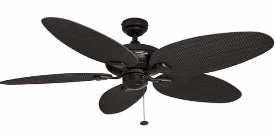 Honeywell Duvall 52-Inch Tropical Ceiling Fans for Beach House