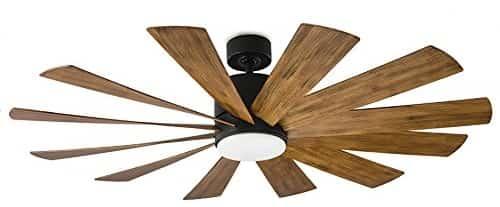 Modern Forms Windflower 12 Blade Windmill Smart Fan