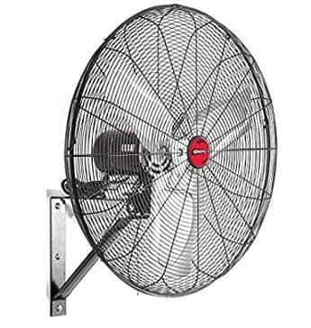 OEMTOOLS 30 Oscillating Wall Mount Fan for Garage