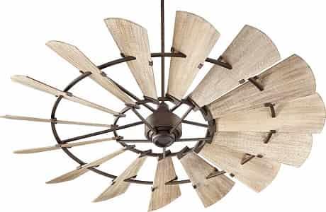 Quorum 97215-86 Indoor 72 Windmill Ceiling Fan