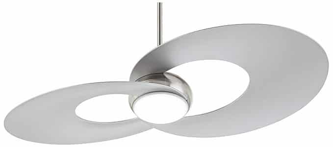 <strong>Two Blade Innovation Modern Ceiling Fan with Light</strong>