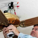 Wiring a Ceiling Fan with 4 Wires