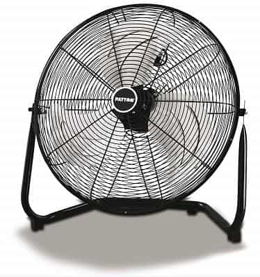 <strong>Patton 20-inch High Velocity Fan</strong>