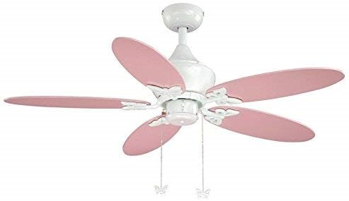 AireRyder FN44322W Ceiling Fan for Kids Rooms