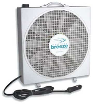 <strong>Fan-Tastic 01100WH Endless Breeze Outdoor Fan</strong>