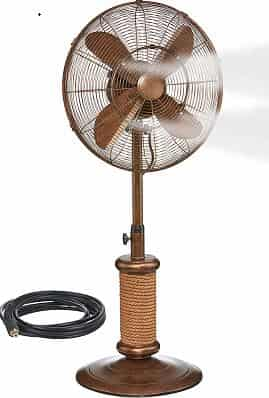 Dynamic Collections Large Outdoor Misting Fan
