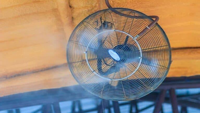 best outdoor cooling fan
