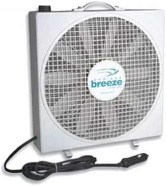 Fan-Tastic 01100WH Endless Breeze Box Fan