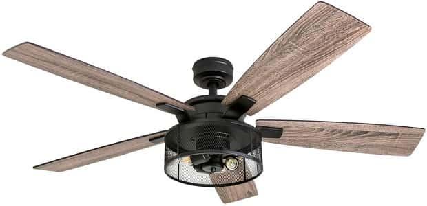 Honeywell C50614-01 Carnegie LED industrial Ceiling Fan