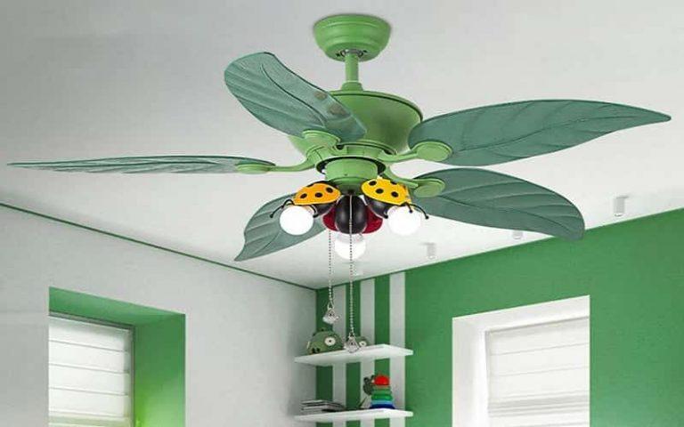 Best kids ceiling fan