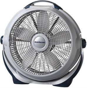 Lasko 3300 Energy-Efficient Wind Machine noiseless Fan