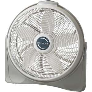 "Lasko 3520 20"" Cyclone Pivoting Floor Fan"