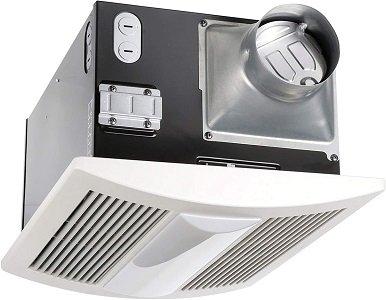 Panasonic WhisperWarm Exhaust Fan with Light and Heater