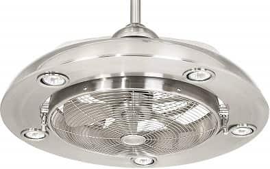 Segue Possini Modern Ceiling Fan for Kitchen