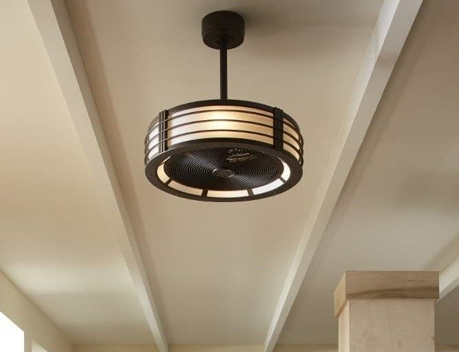 Bladeless Ceiling Fan With Led Light Top 3 Model Of 2020