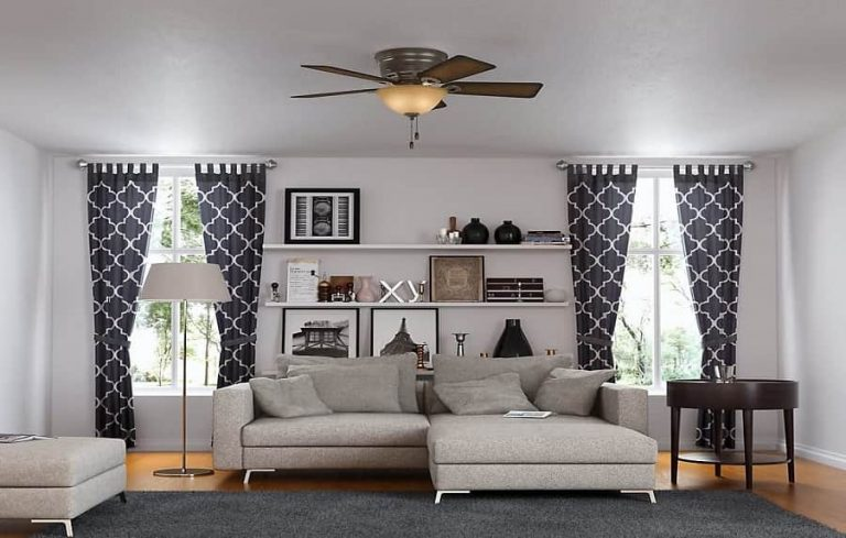 Best ceiling fans for 7 foot ceilings