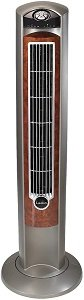 Lasko Portable Electric Oscillating Tower Fan with Remote Control
