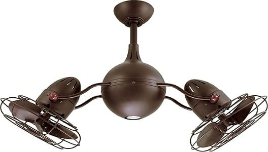 Matthews Acqua Dual Most Expensive Outdoor Ceiling Fan