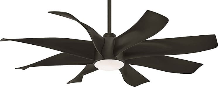 Minka-Aire F788L-ORB luxury ceiling fans with lights