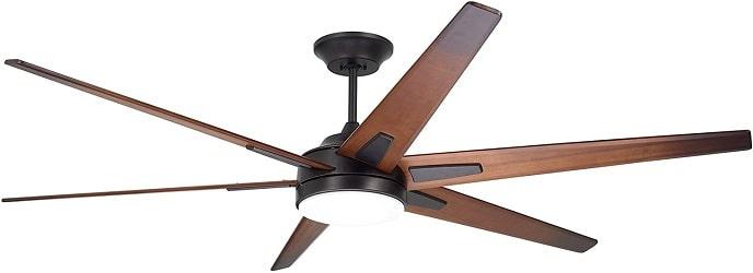 Emerson CF915W72ORB 72-inch 6-Blade Ceiling Fan
