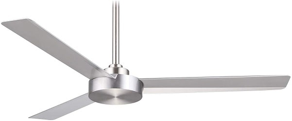 Minka-Aire F524-ABD Brushed Aluminum Ceiling Fan