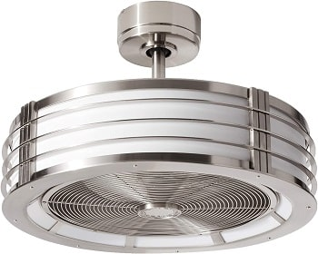 Fanimation Beckwith FP7964BBN Ceiling Fan With Light
