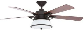 Hampton Bay Marlowe 52 in. LED Smart Ceiling Fan