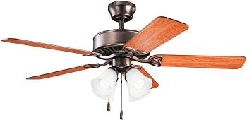 Kichler 339240OBB Renew Premier Oil Brushed Bronze Ceiling Fan