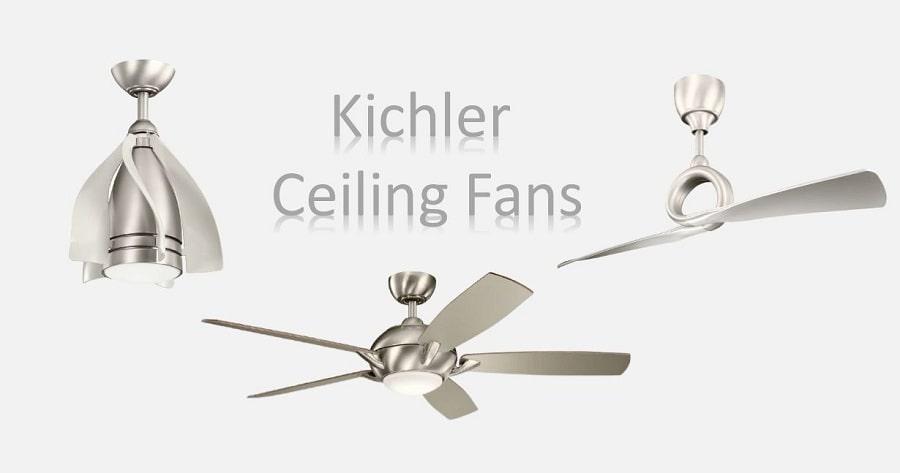 kichler ceiling fan reviews