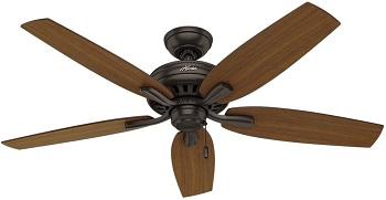 Hunter Newsome Indoor Outdoor Ceiling Fan