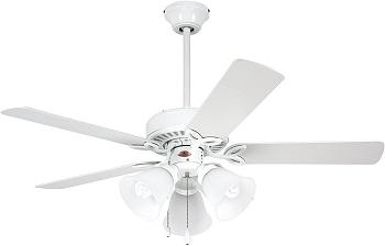 Emerson CF710WW Traditional Style 42-Inch 5-Blade Ceiling Fan