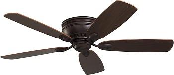 Emerson Prima Snugger 52-Inch Low Profile Ceiling Fan