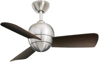 Hunter Coral Bay Ceiling Fan with LED Light and Remote