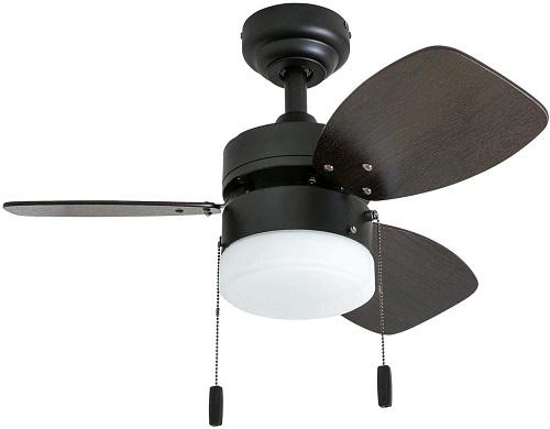 Honeywell Espresso Bronze Ocean Breeze Ceiling Fan
