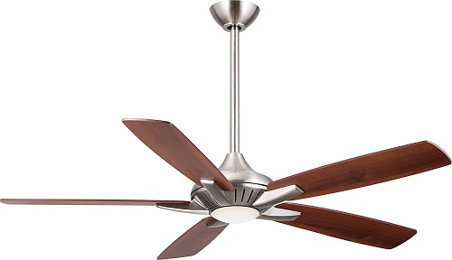 <strong>Minka-Aire F1000-BN Dyno Indoor Ceiling Fan with Integrated LED Light</strong>