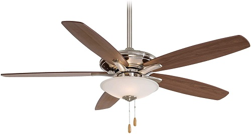 <strong>Minka-Aire F522-BN Mojo 52 Inch Ceiling Fan with Pull Chain</strong>