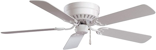 <strong>Minka-Aire F565-WH Mesa 52 Inch Flush Mount Low Profile Ceiling Fan</strong>
